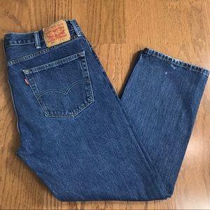 Levi's 505 Jeans - 38x29